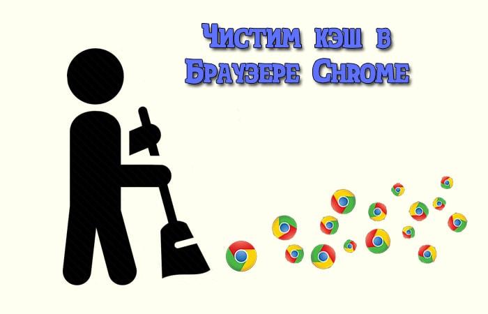 Пошаговое руководство по очистке кэша в Google Chrome